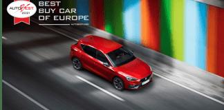 SEAT Leon AUTOBEST 2021