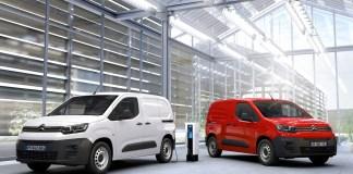ë-Berlingo Van Picture 1