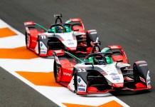 Formula E, Valencia Test 2020