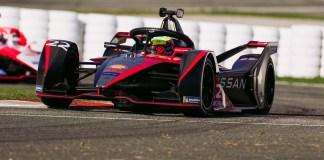 Nissan Formula E - Season 7 - Rounds 1 & 2 - Diriyah - Oliver Rowland - Car 22