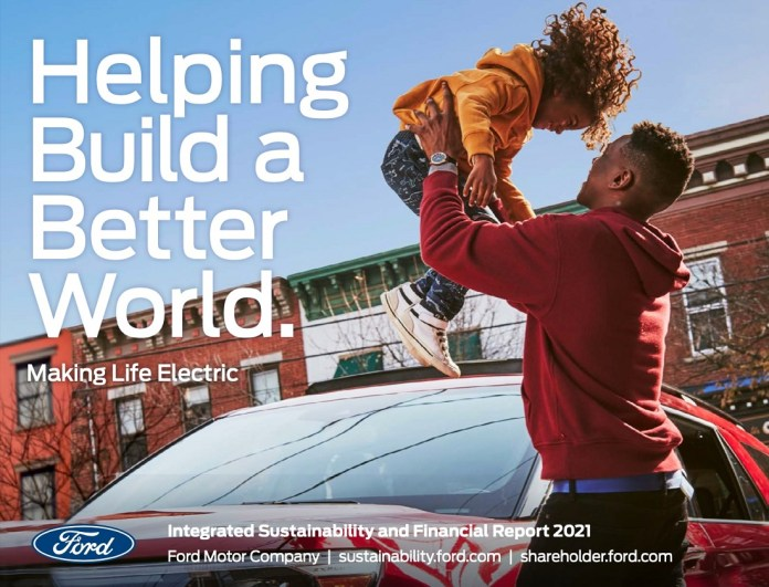 Building a Better World – Ford Announces Steps Towards Carbon