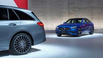 Mercedes-Benz C-class 02