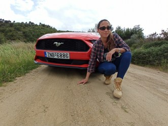 Ford Mustang 2.3 ECOBOOST 000
