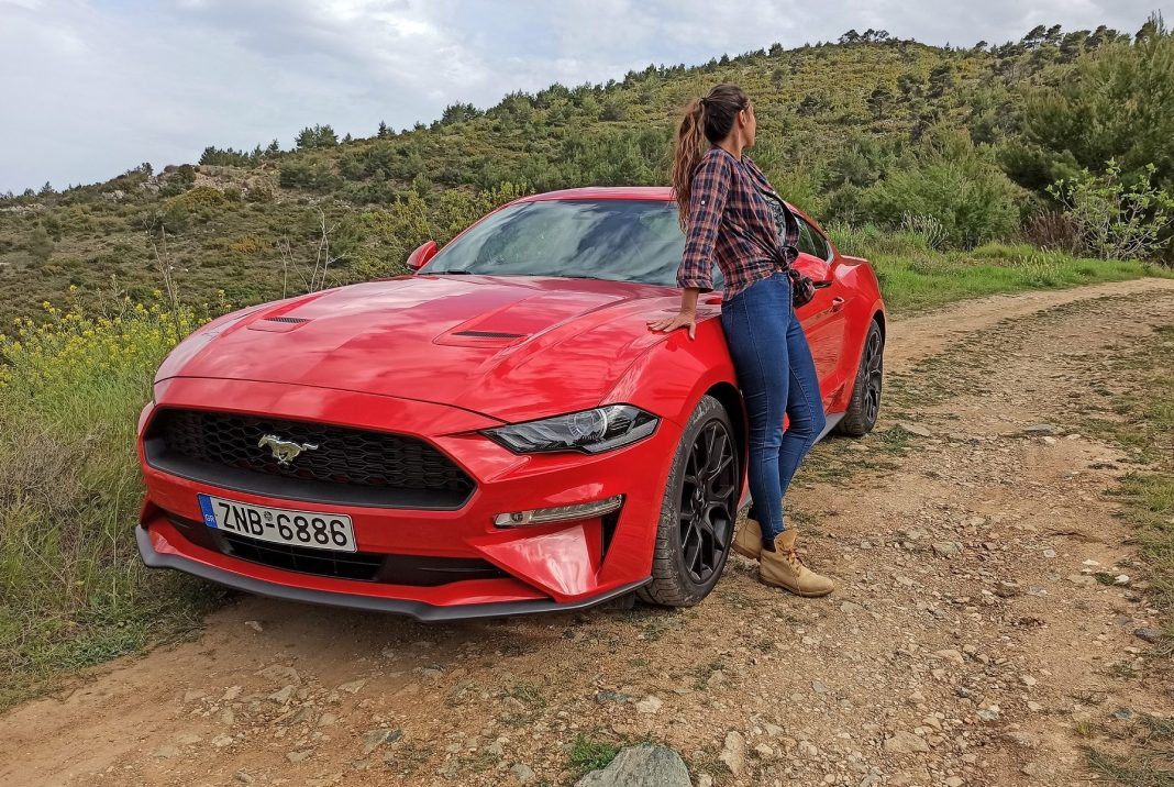 Ford Mustang 2.3 ECOBOOST 0000