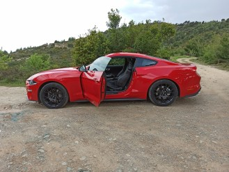 Ford Mustang 2.3 ECOBOOST 021