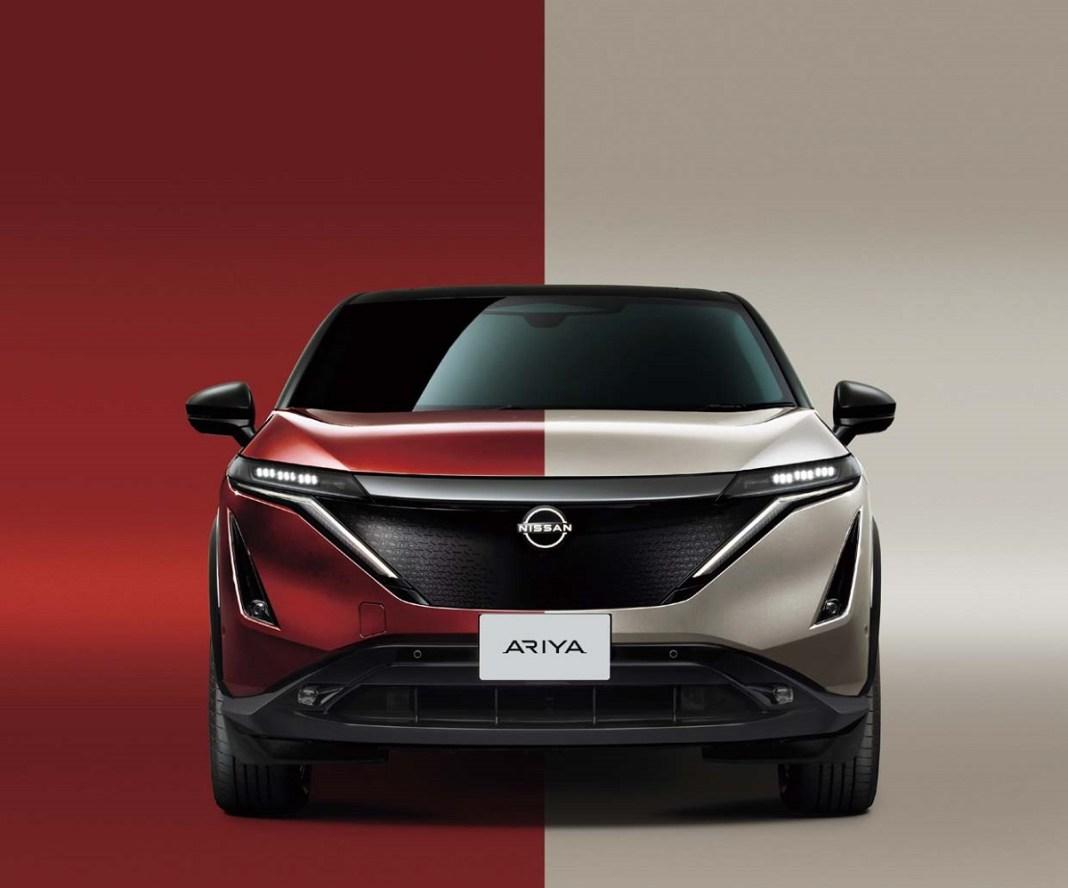 Nissan Ariya 7