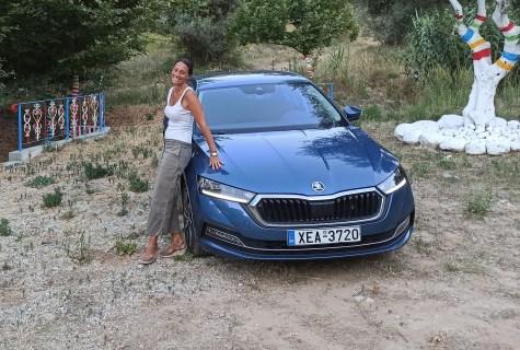 Skoda Octavia Grand Coupe 00