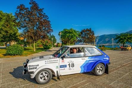 Katochianos Gerasimos - Christakeas Giorgos - Ford Fiesta XR2 1979
