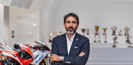 DUCATI_Francesco Milicia_Director Global Sales and After Sales