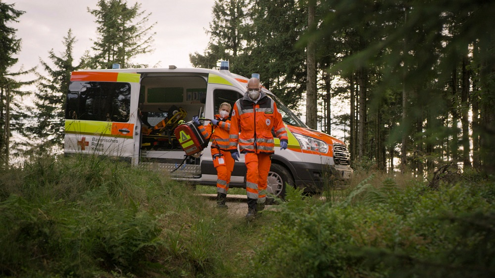 Humanity and Heroism; Latest 'Lifesavers' Film from Ford Get