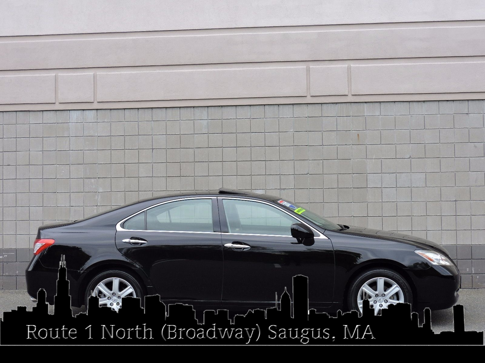 Used 2007 Lexus ES 350 at Auto House USA Saugus