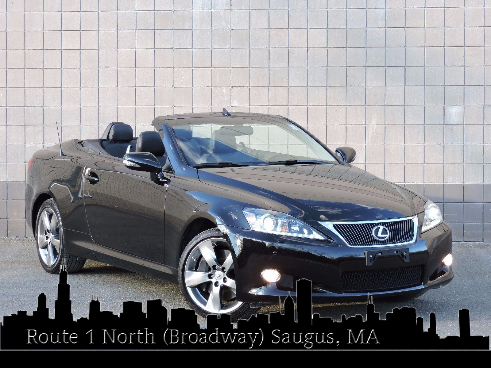 Used 2011 Lexus IS 350C at Auto House USA Saugus