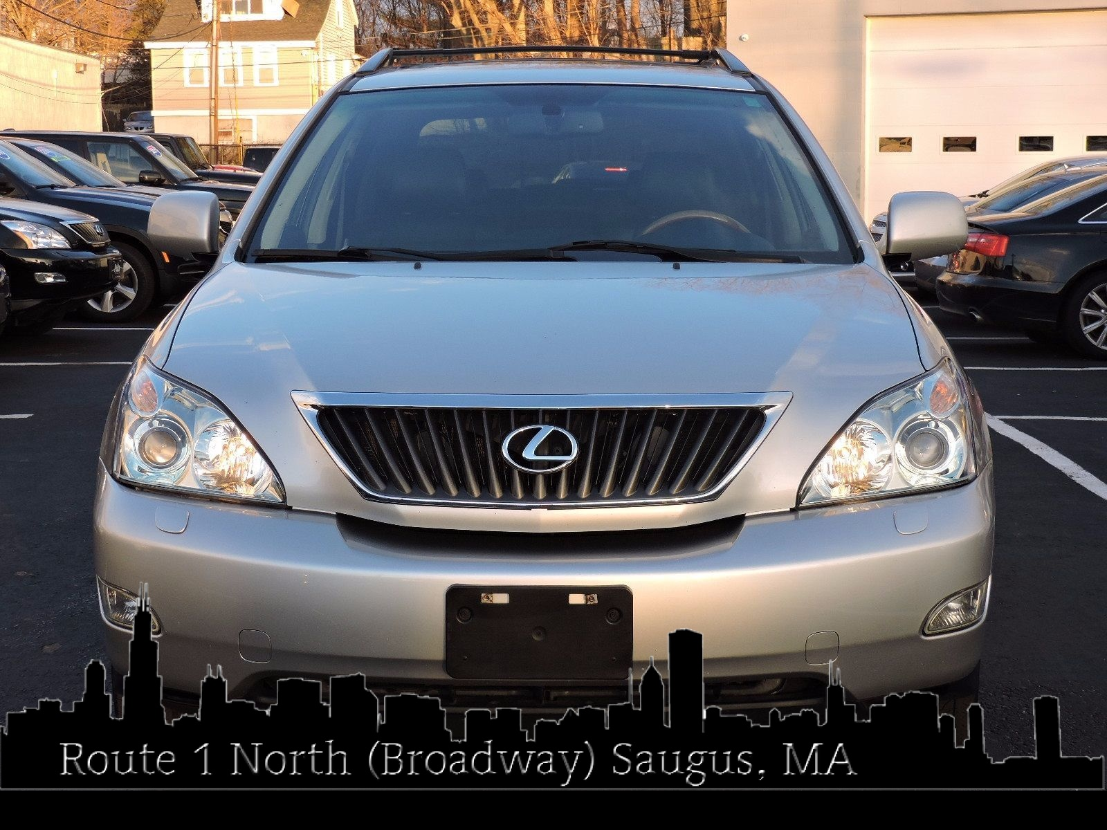 Used 2008 Lexus RX 350 at Auto House USA Saugus