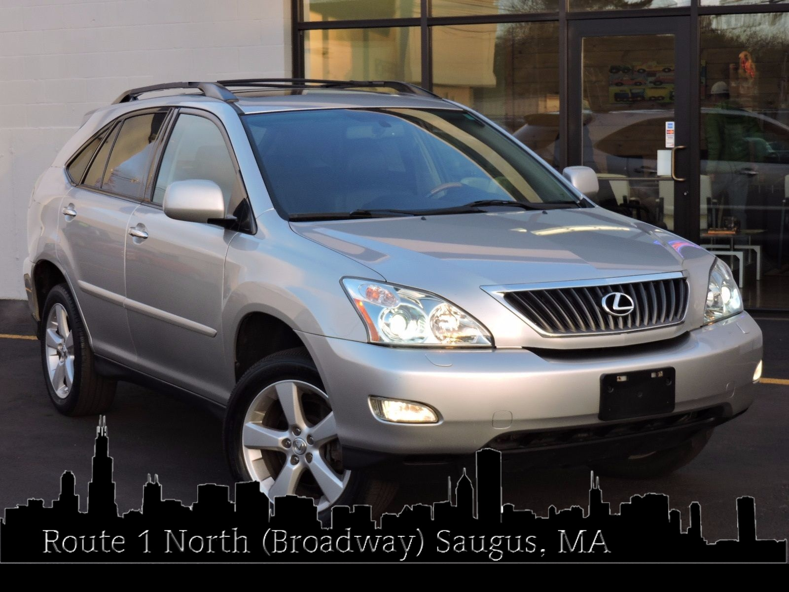 Used 2008 Lexus RX 350 30i at Auto House USA Saugus