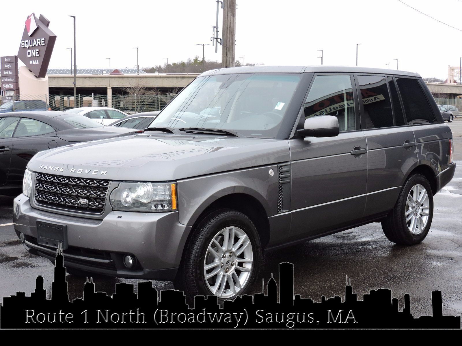 Used 2011 Land Rover Range Rover HSE at Auto House USA Saugus