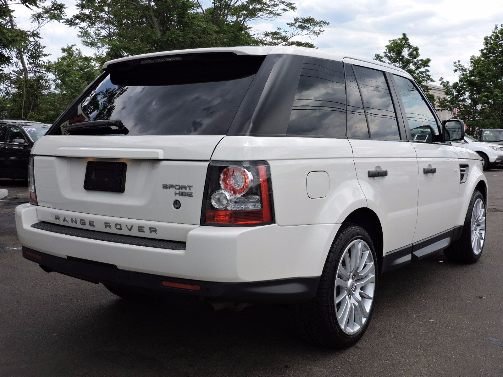 Used 2010 Land Rover Range Rover Sport HSE LUX at Auto House USA