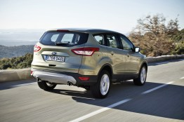 Ford Kuga 09 One ford 2013 suv