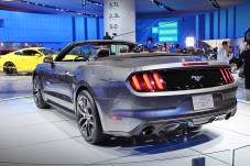 Ford mustang 2015 14 NAIAS 2014