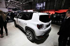 Jeep Renegade 08 Genf 2014
