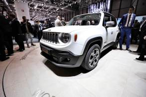 Jeep Renegade 32 Genf 2014