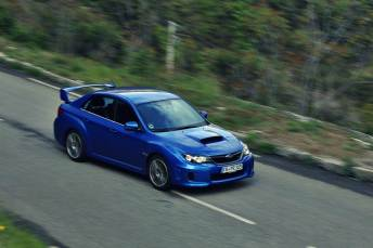 Roadtrip 11 Subaru WRX STI
