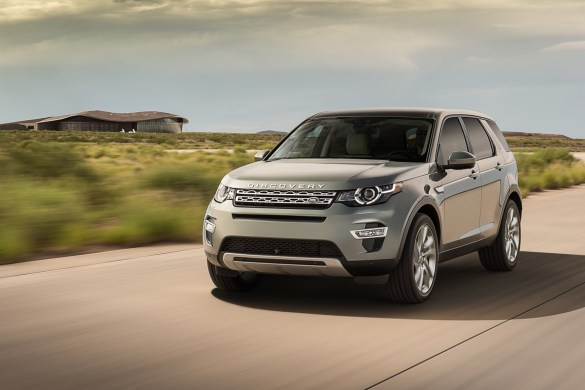Galerie: Land Rover Discovery Sport 2015