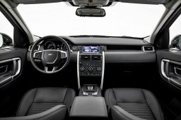 Land Rover discovery Sport13 Innenraum im Detail