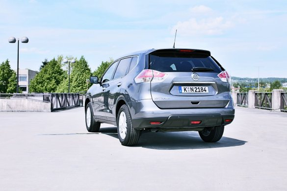 Test: Nissan X-Trail 1.6 dCI All-Mode 4×4