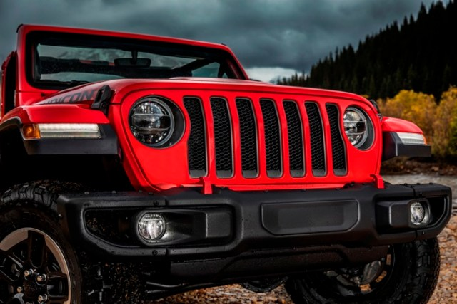 Jeep Wrangler Launched