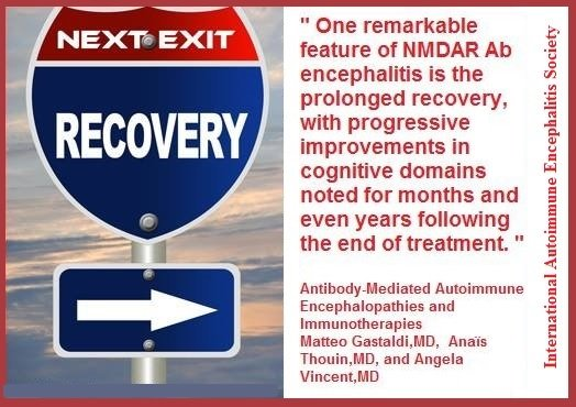 NMDA recovery - Memes About Autoimmune-Encephalitis