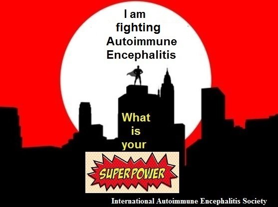 Super power fighting AE - Memes About Autoimmune-Encephalitis