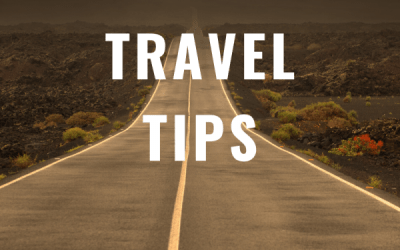 Travel Tips for the AE Warrior