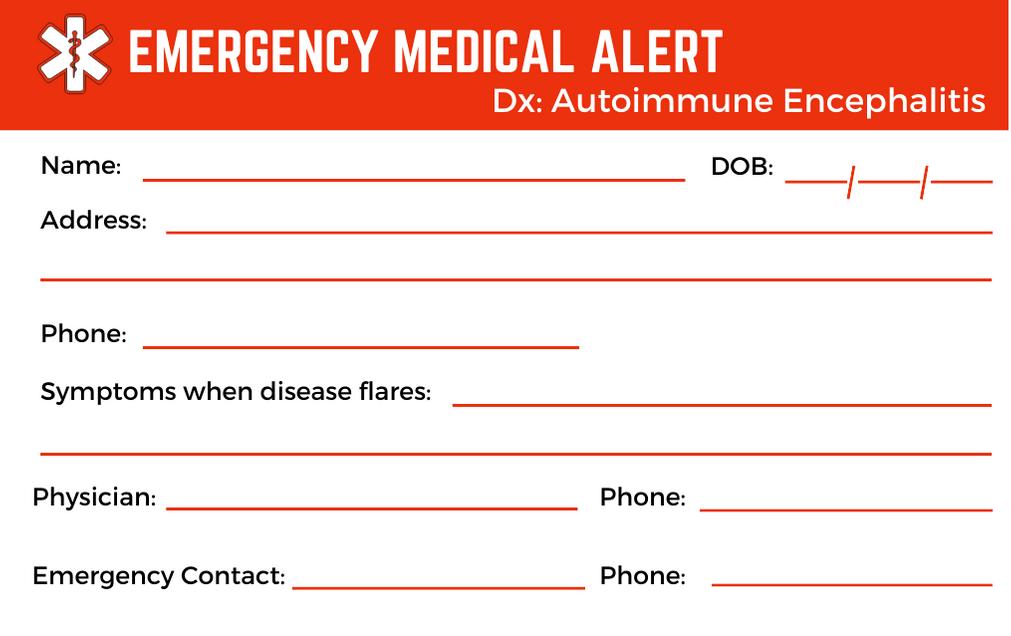 medcard - Doctor's Information