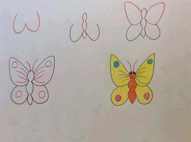 butterfly - Cognitive Exercises for AE Patients
