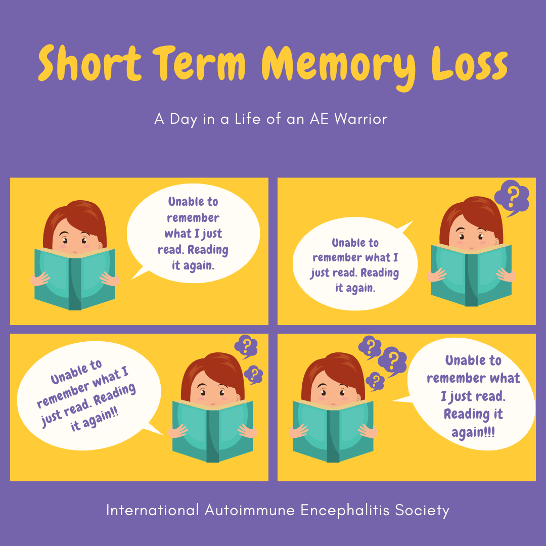 _Short term memory loss_Comic Strip_instagram