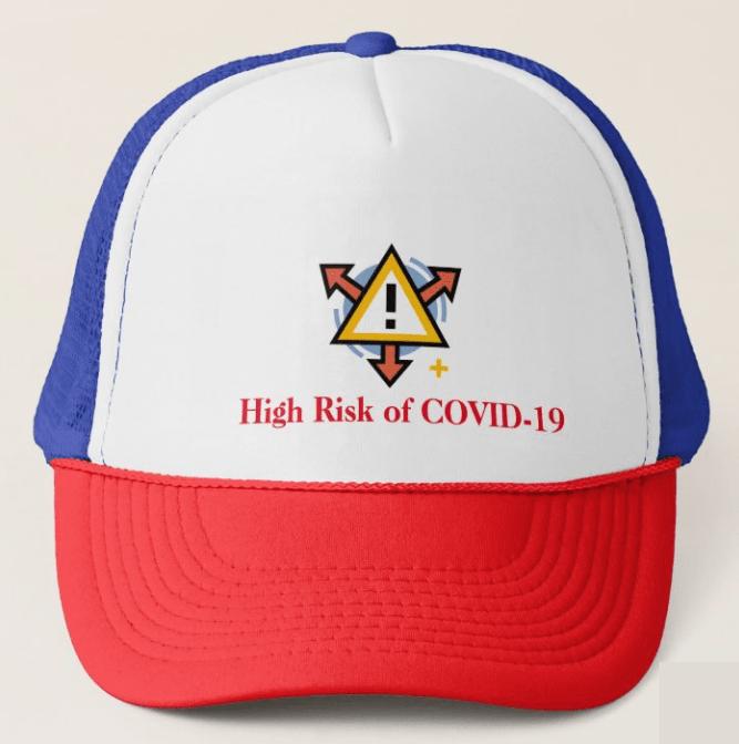 high risk hat