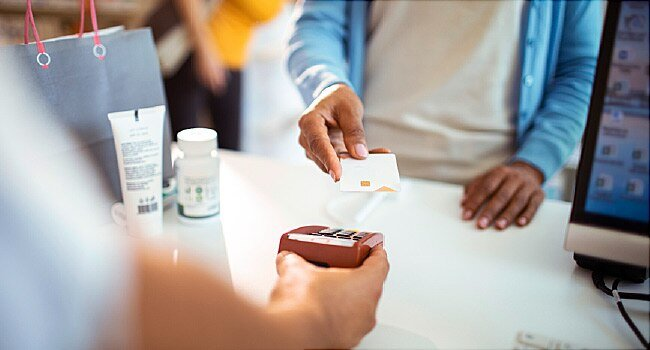 paying with credit card at pharmacy financial asst page - Financial Assistance for Medical Bills