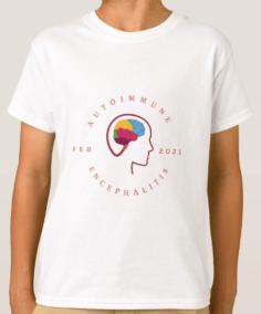 AE awareness t shirt design 3 - THE HERD December 2020~ 2nd edition