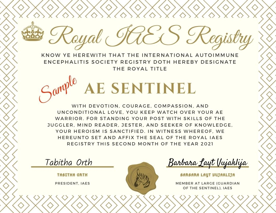 AE Sentinel_2021-Certificate-Sample