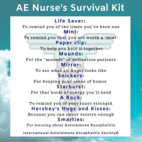 AE Nurses Survival Kit 1  4 x 4  Social Media Post - Downloads