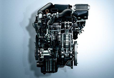 アルトのR06A型ターボエンジン
