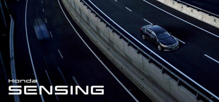ホンダの安全技術Honda SENSINGの評価