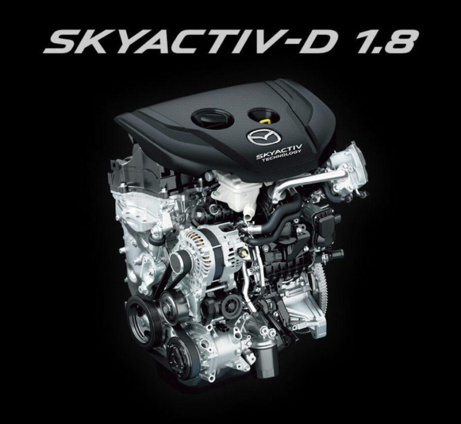 1.8Lディーゼルエンジン