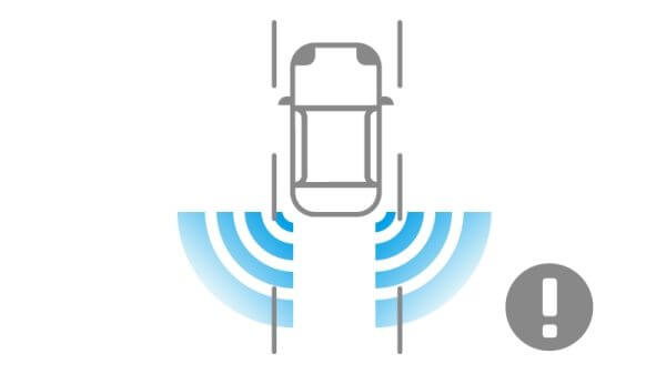 BSW(後側方車両検知警報)