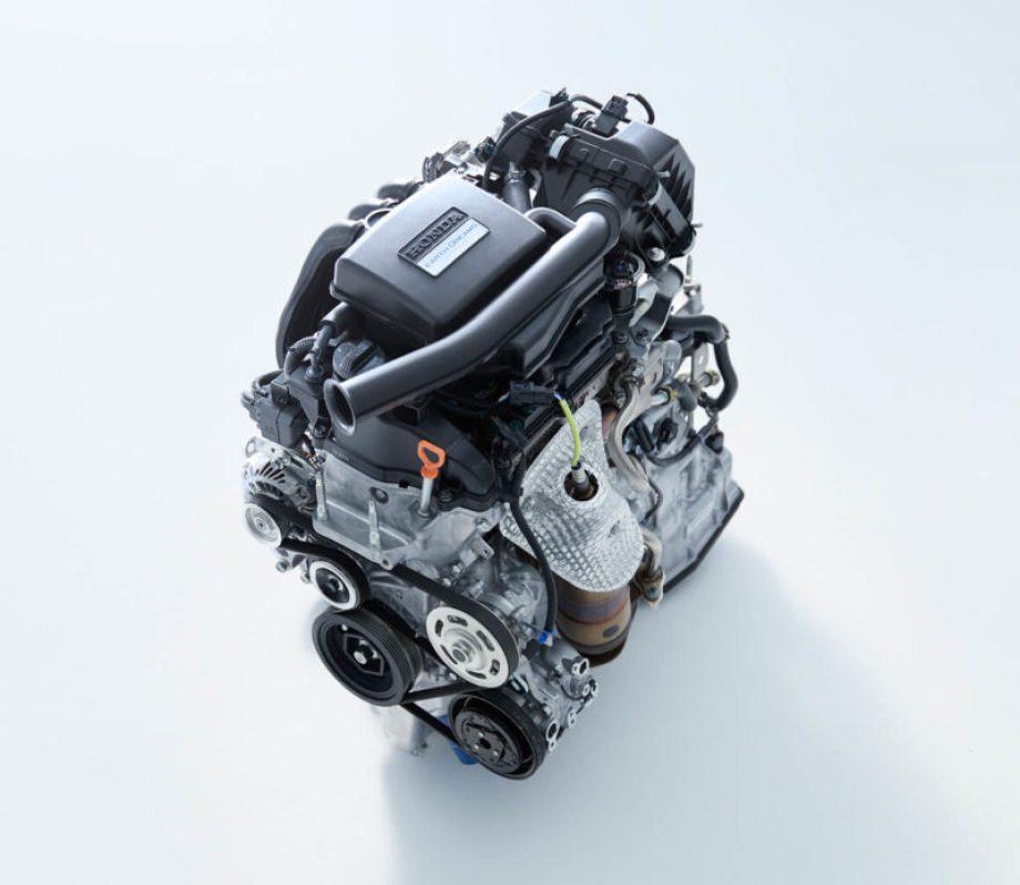 i-VTECエンジン