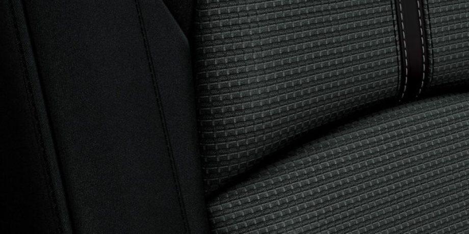 通常シート素材:クロス(ブラック)