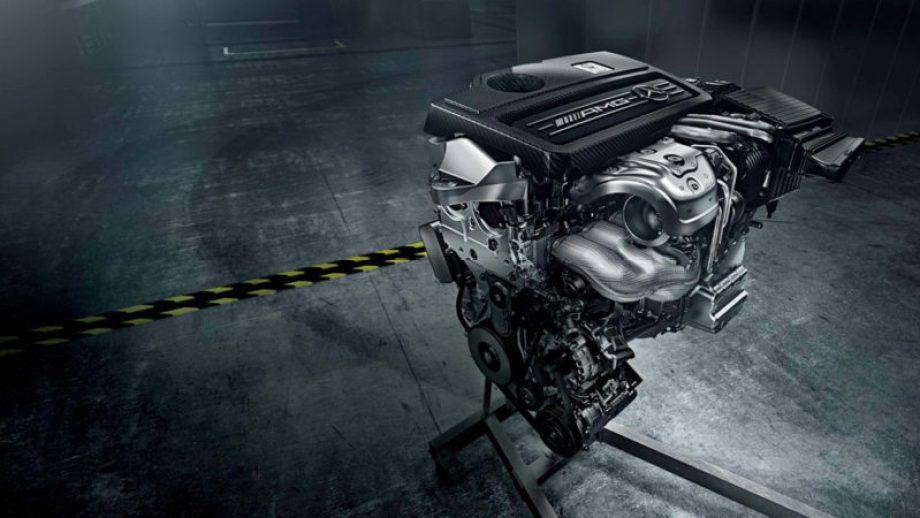 2.0ℓ直列4気筒直噴ターボエンジン