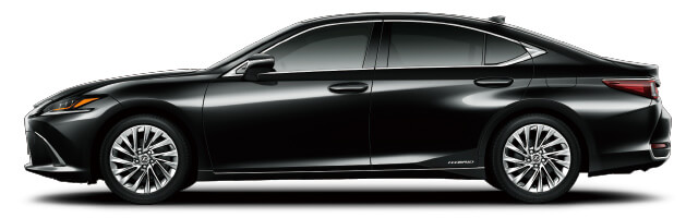 新型レクサスEXの人気カラー色ランキングTOP12!気になる1位は「ブラック」
