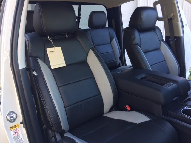 2017 Toyota Tundra Double Cab Auto Interior Decorators