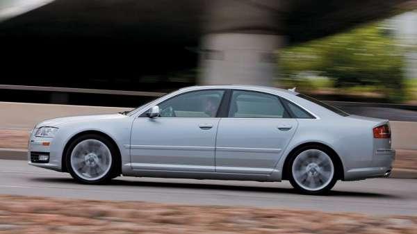 Audi S8 D3 20072010 цена технические характеристики